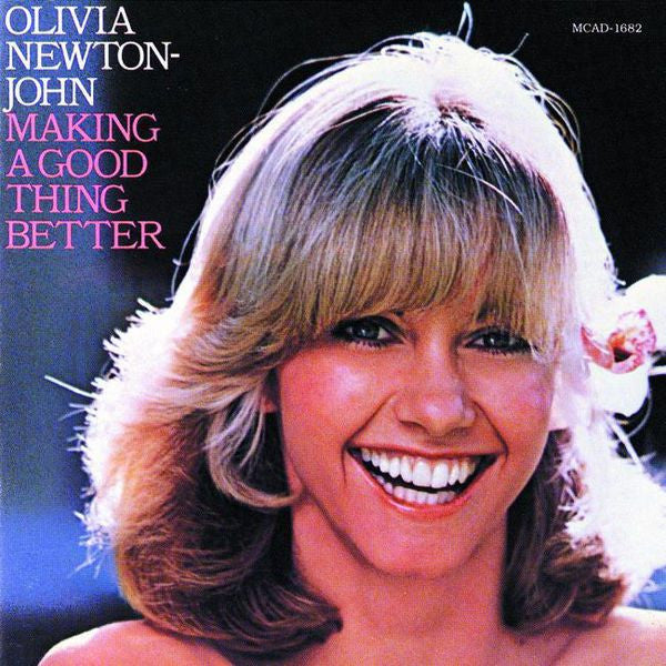 Olivia Newton-John - Making A Good Thing Better (LP, Album, Used) - Used Records - MCA Records at Funky Moose Records