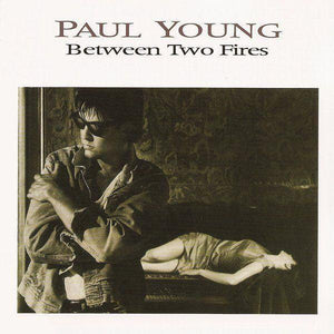 Paul Young - Between Two Fires (LP, Album, Used) - Used Records - Columbia at Funky Moose Records