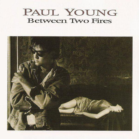 Paul Young - Between Two Fires (LP, Album, Used)