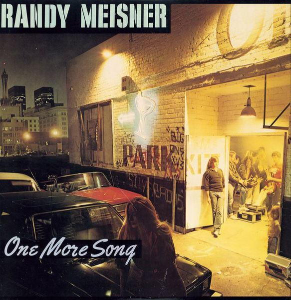 Randy Meisner - Randy Meisner (LP, Album, Gat, Used) - Used Records - Asylum Records at Funky Moose Records