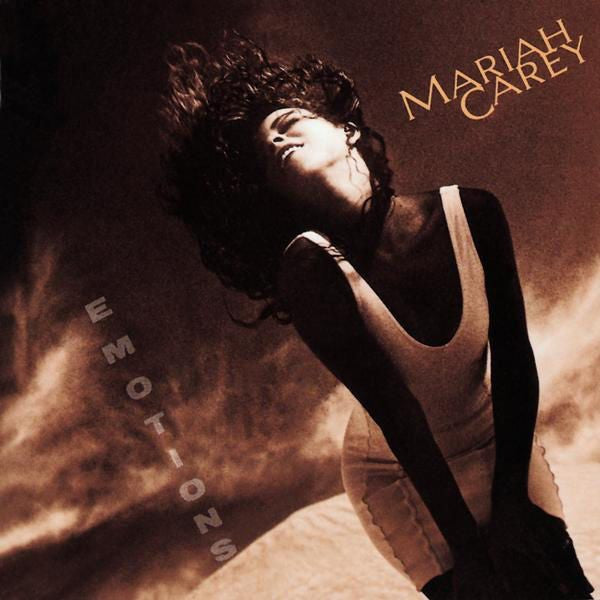 Mariah Carey - Emotions (LP, Album, Used) - Used Records - Columbia at Funky Moose Records