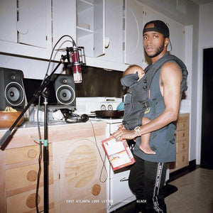 6lack - East Atlanta Love LetterVinyl