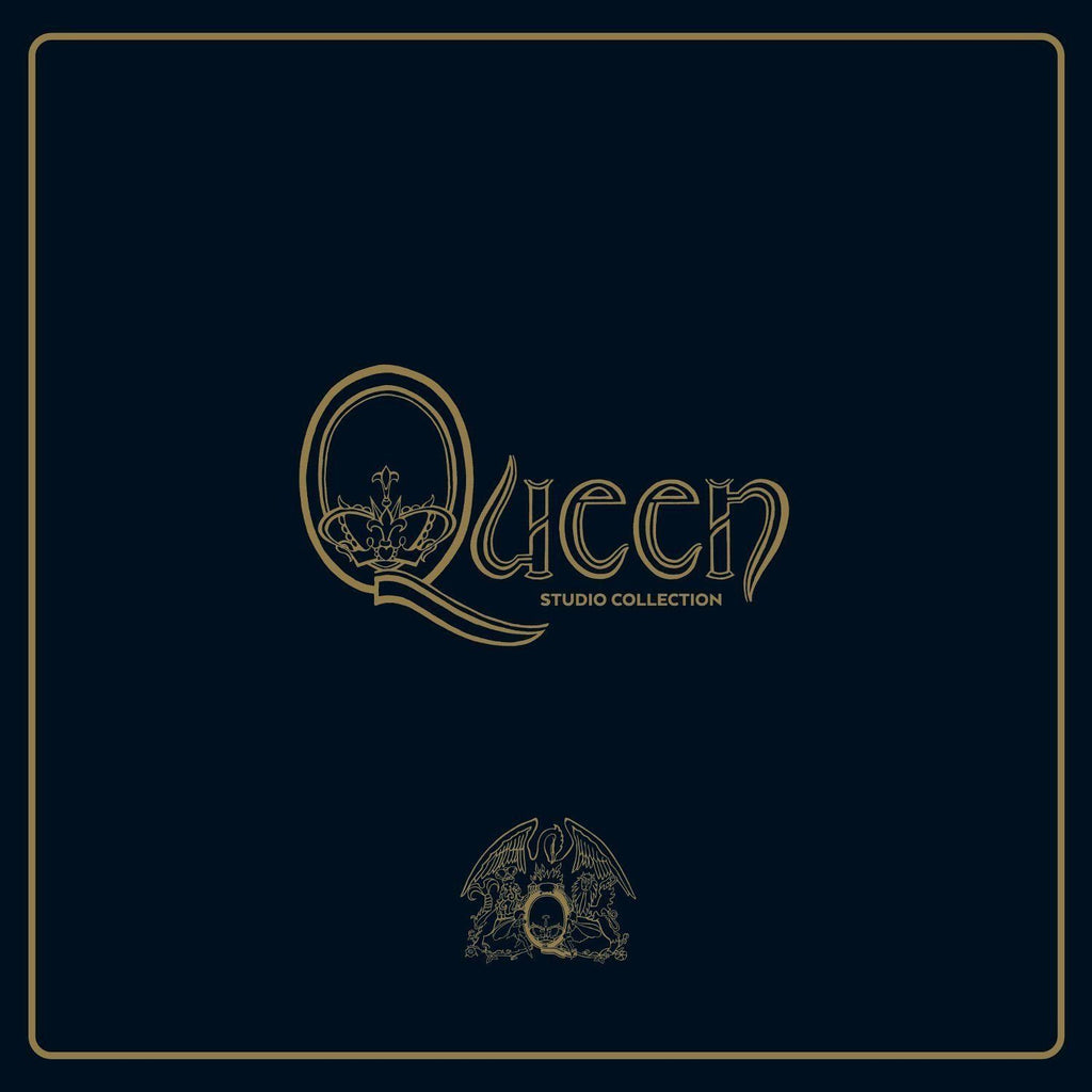 Queen - Studio Collection (18LP Box Set, 180 gram, Remastered, Coloured vinyl) - Vinyl - Universal at Funky Moose Records