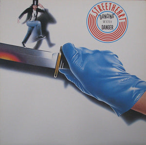 Streetheart - Dancing With Danger (LP, Album, Used) - Used Records - Capitol Records at Funky Moose Records
