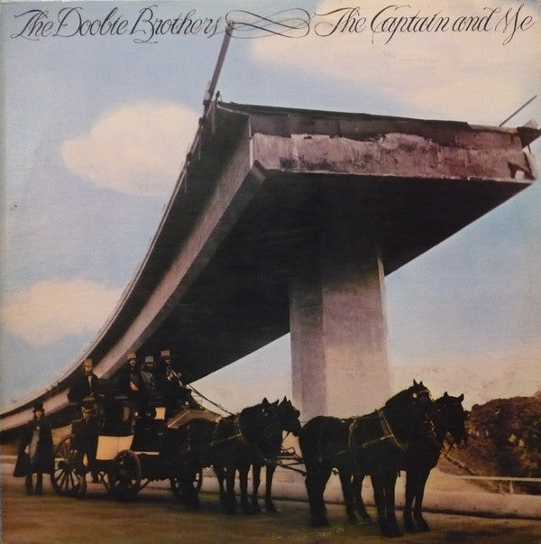 The Doobie Brothers - The Captain And Me (LP, Album, Used) - Used Records - Warner Bros. Records at Funky Moose Records