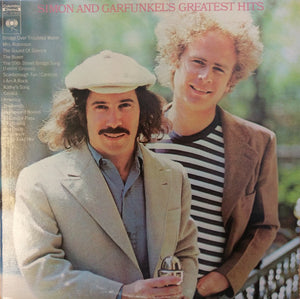 Simon & Garfunkel - Simon And Garfunkel's Greatest Hits (LP, Comp, Used) - Used Records - Columbia Records of Canada, Ltd. at Funky Moose Records