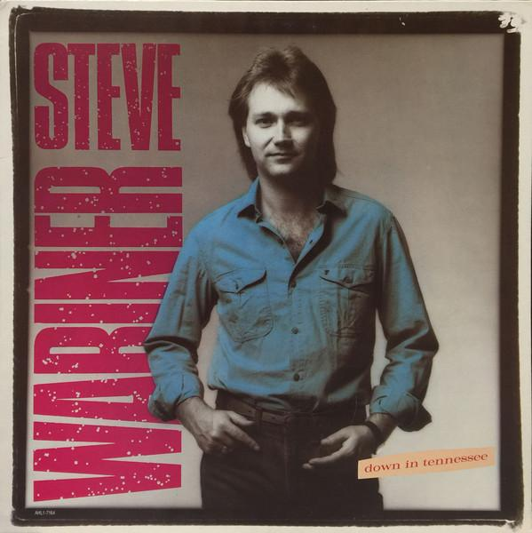 Steve Wariner - Down In Tennessee (LP, Used) - Used Records - RCA Records at Funky Moose Records