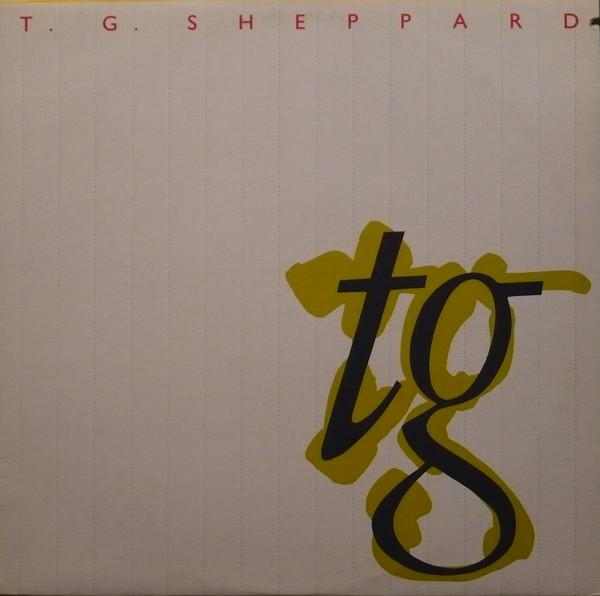 T.G. Sheppard - T.G. (LP, Album, Used) - Used Records - Warner Bros. Records, Curb Records at Funky Moose Records