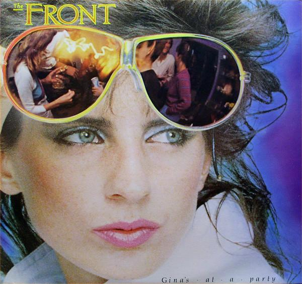 The Front - Gina's At A Party (LP, Album, Used) - Used Records - Duke Street Records at Funky Moose Records