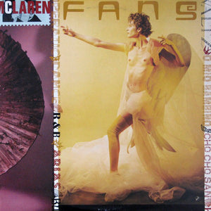 Malcolm McLaren - Fans (LP, Album, Used) - Used Records - Charisma at Funky Moose Records