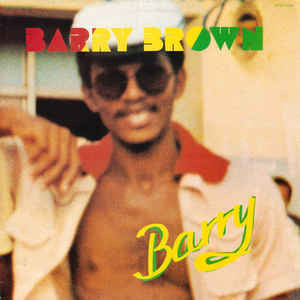 Barry Brown - Barry (Reissue)