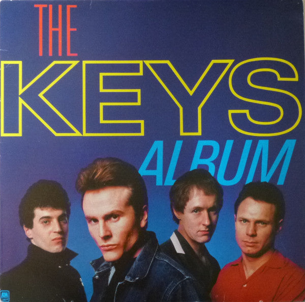 The Keys - Album (LP, Used) - Used Records - A&M Records at Funky Moose Records