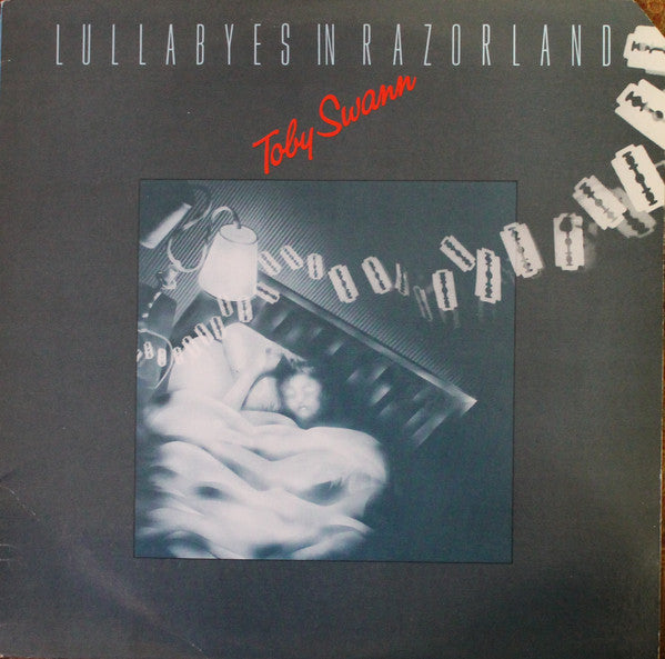 Toby Swann - Lullabyes In Razorland (LP, Album, Used) - Used Records - El Mocambo at Funky Moose Records