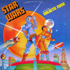 Meco Monardo - Star Wars And Other Galactic Funk (LP, Album, Used) - Used Records - Millennium at Funky Moose Records