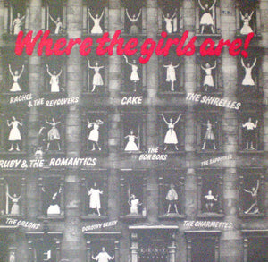Various - Where The Girls Are! (LP, Comp, Used)