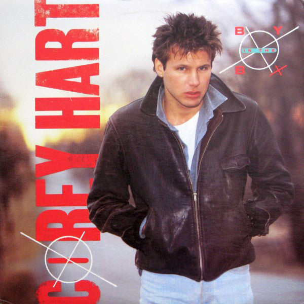 Corey Hart - Boy In The Box (LP, Album, Used) - Used Records - Aquarius Records (3) at Funky Moose Records