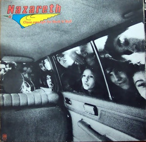 Nazareth - Close Enough For Rock 'N' Roll (LP, Album, Gat, Used) - Used Records - A&M Records at Funky Moose Records