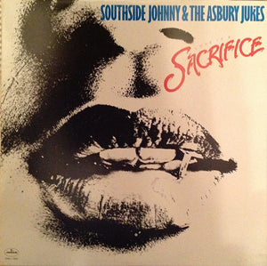 Southside Johnny & The Asbury Jukes - Love Is A Sacrifice (LP, Album, Used) - Used Records - Mercury at Funky Moose Records