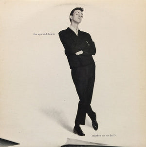 Stephen Duffy - The Ups And Downs (LP, Used) - Used Records - 10 Records at Funky Moose Records
