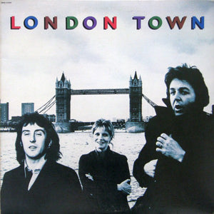Wings - London Town (LP, Album, Used) - Used Records - Capitol Records at Funky Moose Records