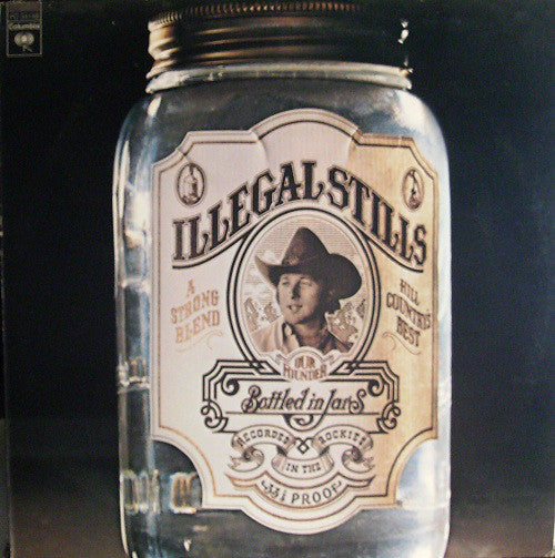 Stephen Stills - Illegal Stills (LP, Album, Used) - Used Records - Columbia at Funky Moose Records