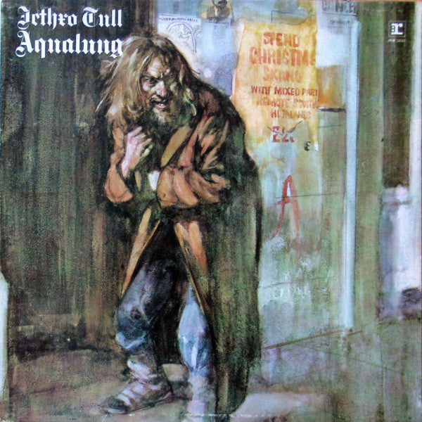 Jethro Tull - Aqualung (LP, Album, RE, Gat, Used) - Used Records - Reprise Records at Funky Moose Records