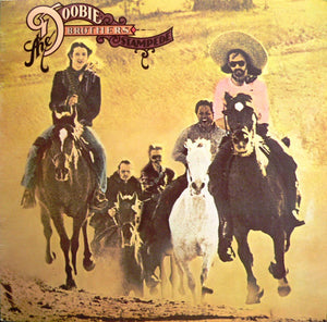 The Doobie Brothers - Stampede (LP, Album, Gat, Used) - Used Records - Warner Bros. Records at Funky Moose Records