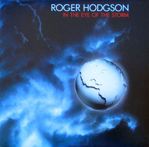 Roger Hodgson - In The Eye Of The Storm (LP, Album, Used) - Used Records - A&M Records at Funky Moose Records