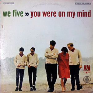 We Five - You Were On My Mind (LP, Album, Used) - Used Records - A&M Records at Funky Moose Records