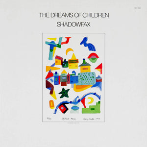 Shadowfax - The Dreams Of Children (LP, Album, Used) - Used Records - Windham Hill Records at Funky Moose Records