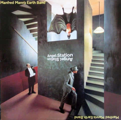 Manfred Mann's Earth Band - Angel Station (LP, Album, Used)