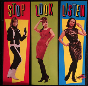 Various - Stop Look Listen (LP, Comp, Used)