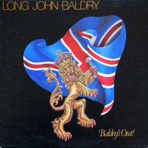 Long John Baldry - Baldry's Out! (LP, Album, Used) - Used Records - Capitol Records at Funky Moose Records