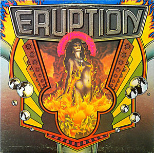 Eruption - Eruption (LP, Album, Used) - Used Records - GRT at Funky Moose Records