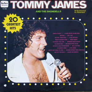 Tommy James & The Shondells - 20 Greatest Hits (LP, Comp, Used)