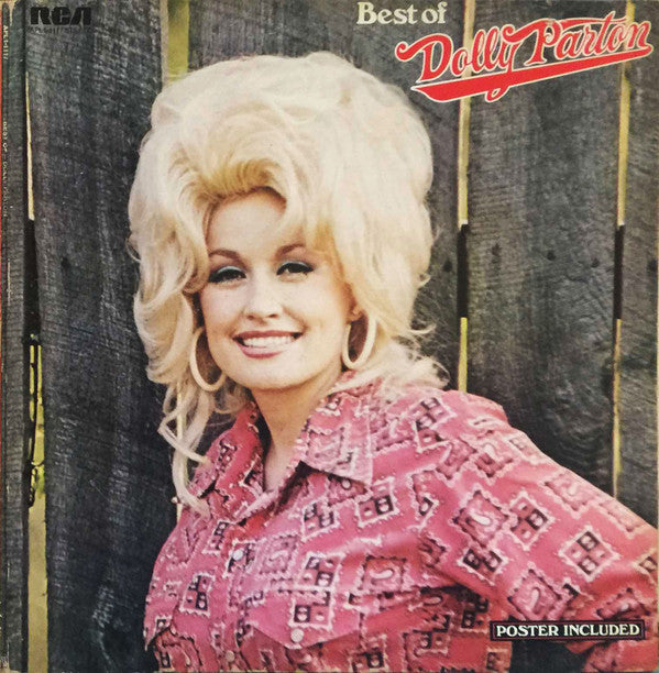 Dolly Parton - Best Of Dolly Parton (LP, Comp, Gat, Used)