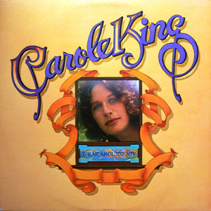 Carole King - Wrap Around Joy (LP, Album, Used)