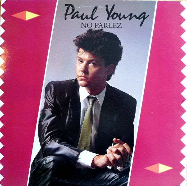 Paul Young - No Parlez (LP, Album, Used) - Used Records - Columbia at Funky Moose Records