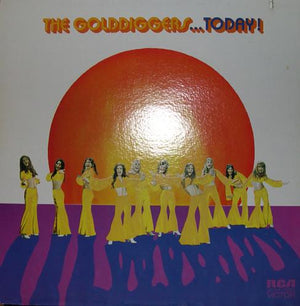 The Golddiggers - Today! (LP, Album, Used) - Used Records - RCA Victor at Funky Moose Records