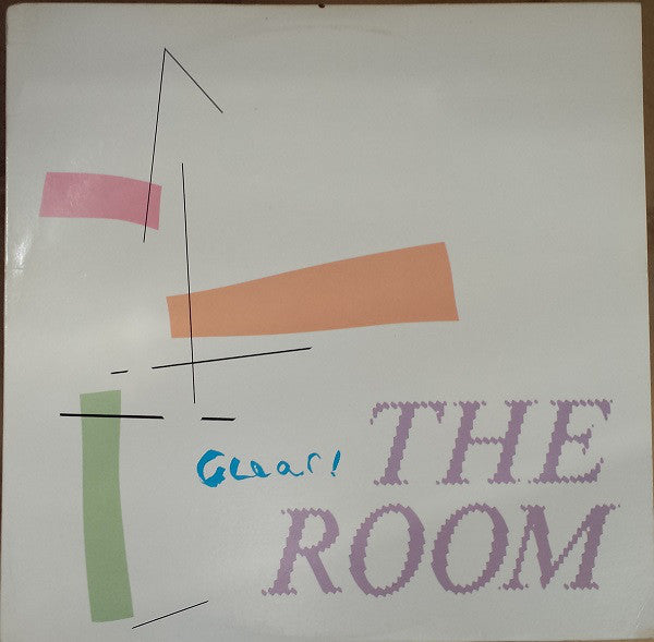 "The Room - Clear! (12"", MiniAlbum, Used) - Used Records - Virgin at Funky Moose Records"