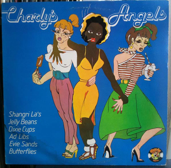 Various - Charly's Angels (LP, Comp, Used)