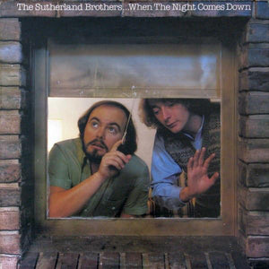 Sutherland Brothers - When The Night Comes Down (LP, Album, Used) - Used Records - Columbia at Funky Moose Records