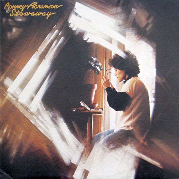 Ronney Abramson - Stowaway (LP, Album, Used) - Used Records - True North Records at Funky Moose Records