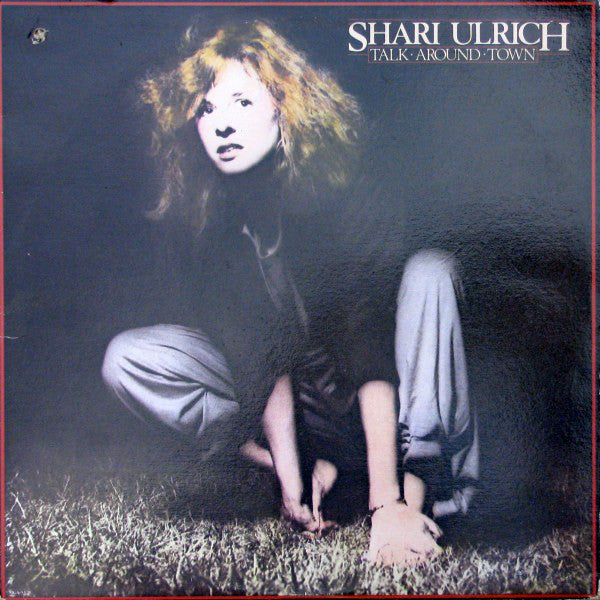 Shari Ulrich - Talk Around Town (LP, Album, Used) - Used Records - MCA Records at Funky Moose Records