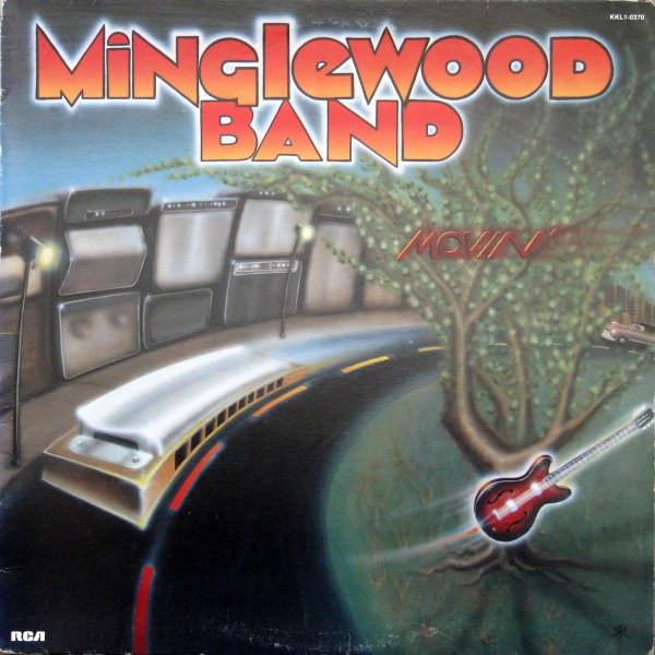 Minglewood Band - Movin (LP, Album, Used) - Used Records - RCA Victor at Funky Moose Records