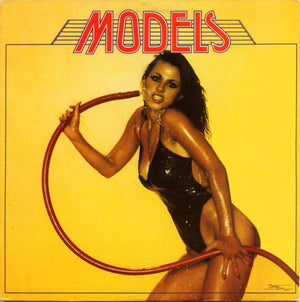 The Models - Models (LP, Used) - Used Records - Vera Cruz Records, Vera Cruz Records at Funky Moose Records