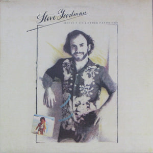 Steve Goodman - Jessie's Jig And Other Favorites (LP, Album, CTH, Used) - Used Records - Asylum Records at Funky Moose Records