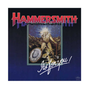 Hammersmith - It's For You (LP, Album, Used) - Used Records - Mercury at Funky Moose Records