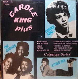 Carole King - Plus (LP, Comp, Used)