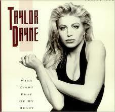 "Taylor Dayne - With Every Beat Of My Heart (12"", Maxi, Used) - Used Records - Arista, Arista at Funky Moose Records"